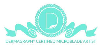 Dermagraph certified microblade artist